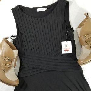 NEW Calvin Klein Womens A-Line Sleeveless size 10